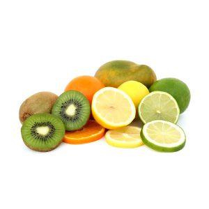 Citrusfélék, kiwi