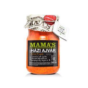 MAMA'S ajvár, padlizsánkrém